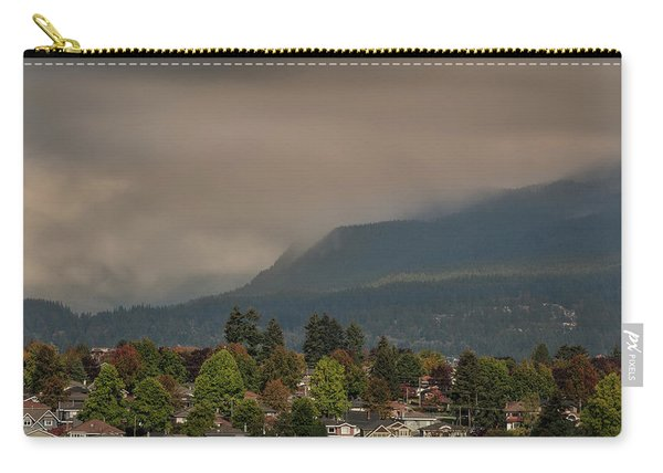 Burnaby Mountain Carry-all Pouch