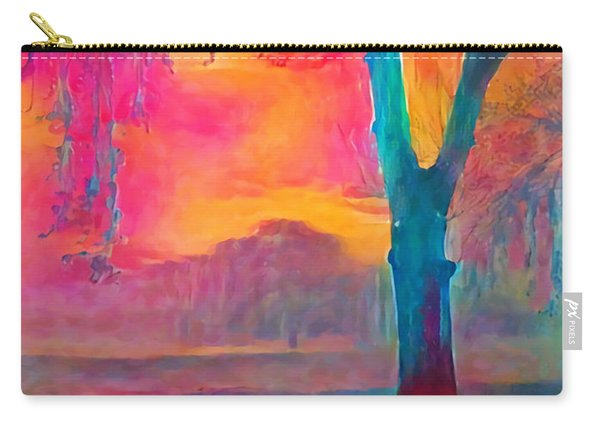 Bush Sunset  Carry-all Pouch