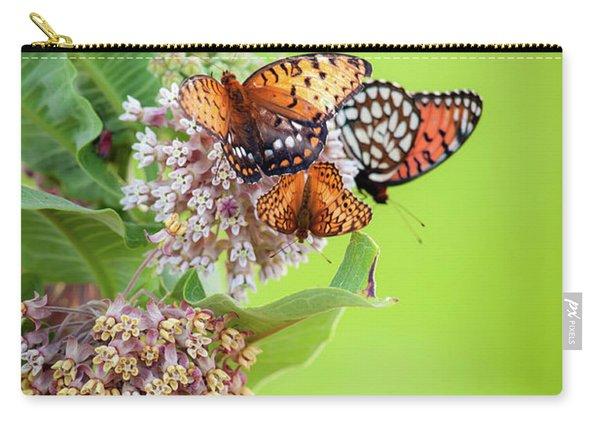 Butterfly Buffet II Carry-all Pouch