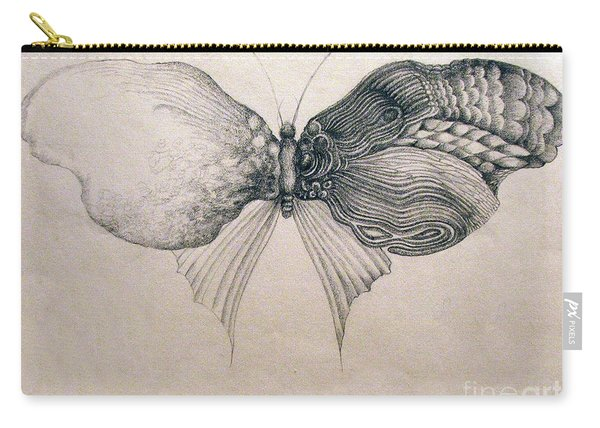 Butterfly For Jeffrey Carry-all Pouch