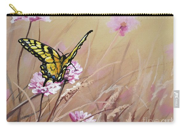 Butterfly Meadow - Part 1 Carry-all Pouch