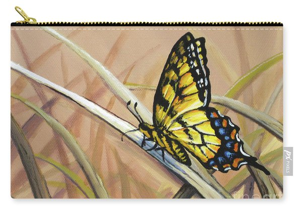 Butterfly Meadow - Part 2 Carry-all Pouch