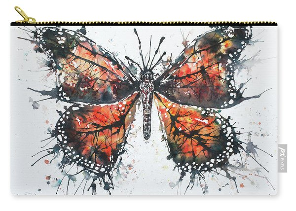 Butterfly Study I Carry-all Pouch