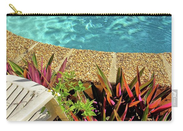 By The Pool Carry-all Pouch