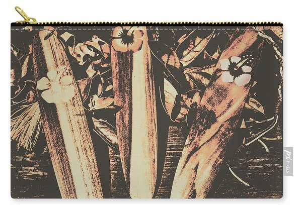 Bygone Boarding Carry-all Pouch