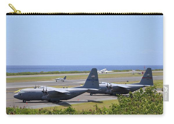 C130h At Rest Carry-all Pouch