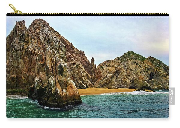 Cabo San Lucas A Different View Carry-all Pouch