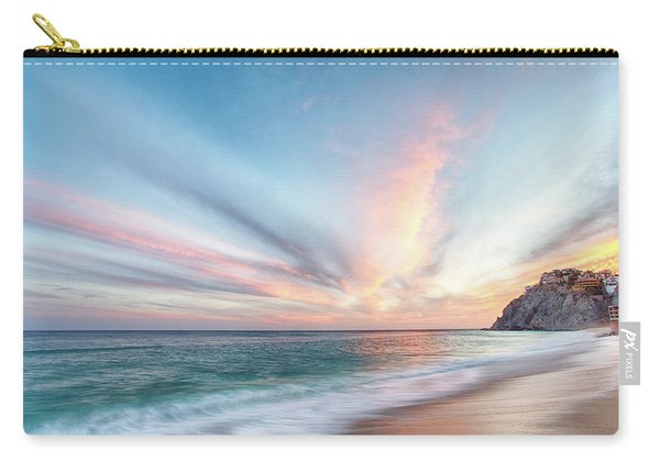 Cabo San Lucas Beach Sunset Mexico Carry-all Pouch