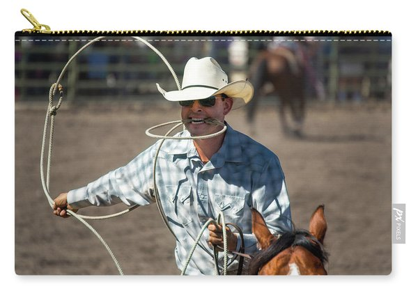 Calf Roper Carry-all Pouch