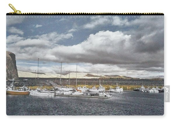 Calm Harbor Carry-all Pouch