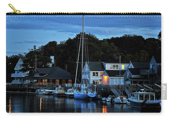 Camden Maine Twightlight Carry-all Pouch