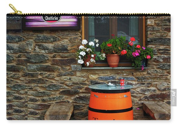 Camino Pilgrim's Repast Carry-all Pouch