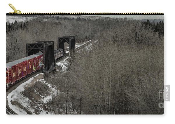 Canadian Pacific Holiday Train 2018 I Carry-all Pouch