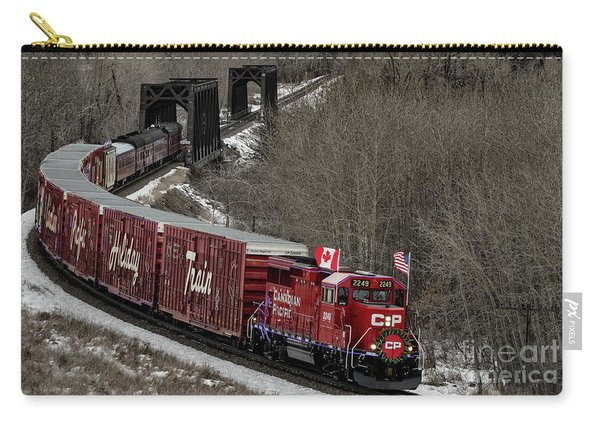 Canadian Pacific Holiday Train 2018 II Carry-all Pouch