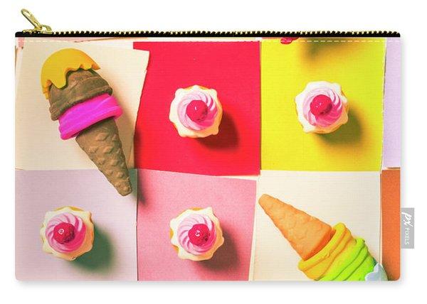 Candy Calendar Carry-all Pouch