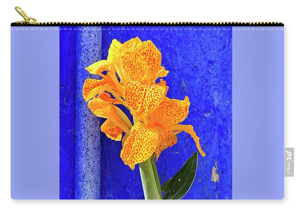 Canna Azure Carry-all Pouch
