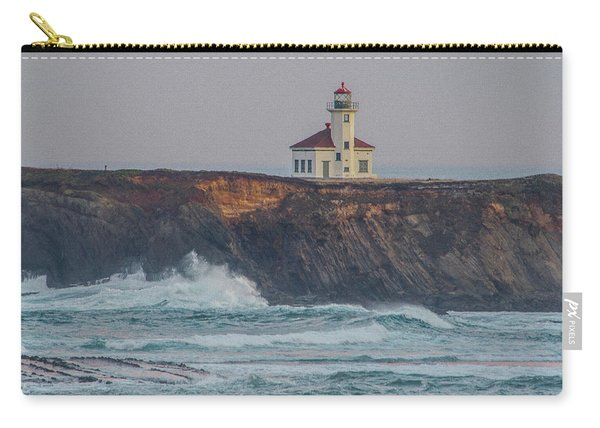 Cape Arago Lighthouse Carry-all Pouch