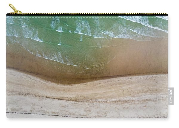 Cape Cod Beach Abstract Carry-all Pouch