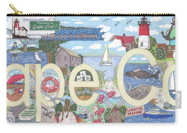 Cape Cod Carry-all Pouch