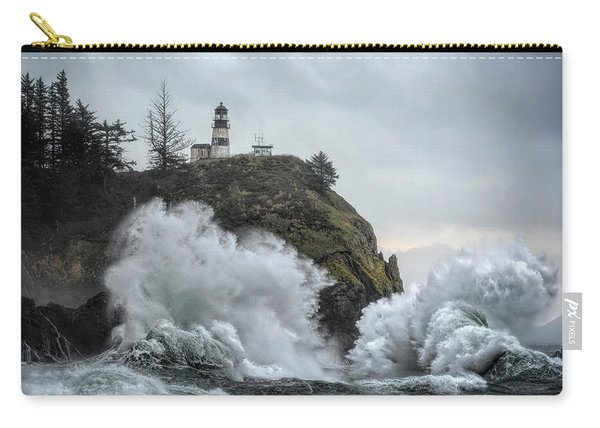 Cape Disappointment Chaos Carry-all Pouch