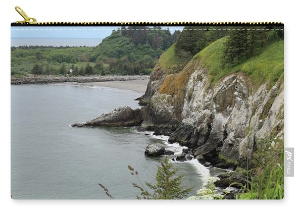 Cape Disappointment Vertical Carry-all Pouch