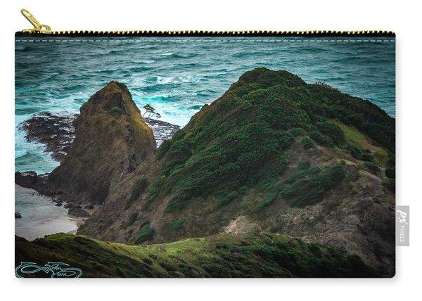 Cape Reinga And Kahika Carry-all Pouch
