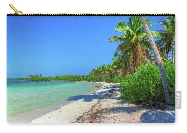 Caribbean Palm Beach Carry-all Pouch