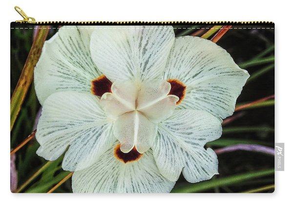 Caribbean Wildflower Carry-all Pouch
