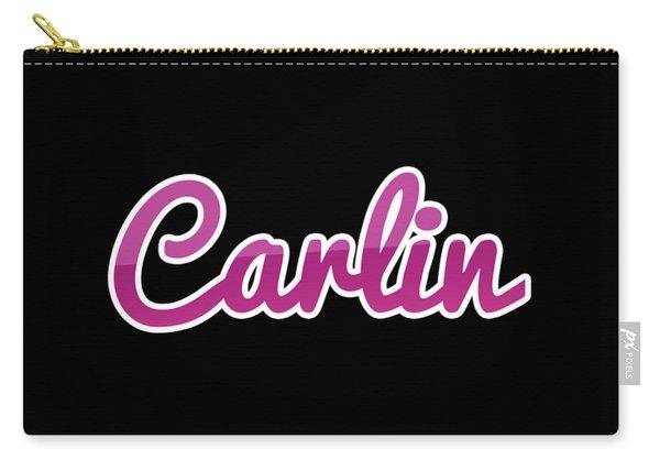 Carlin #carlin Carry-all Pouch