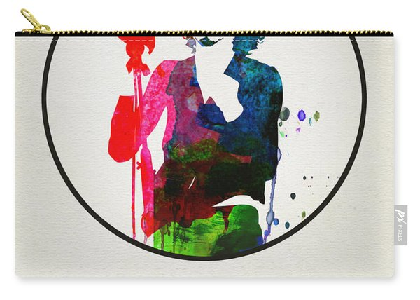 Carlos Santana II Carry-all Pouch