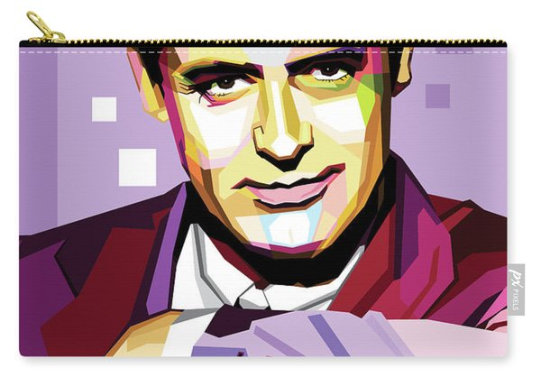 Cary Grant Pop Art Carry-all Pouch