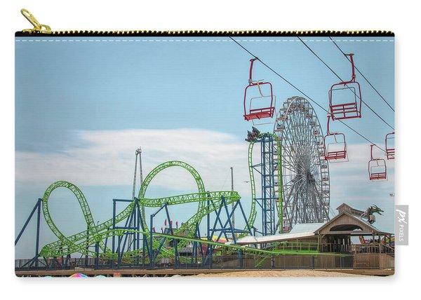 Casino Pier - Seaside Heights Carry-all Pouch