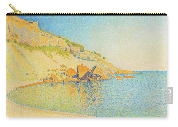 Cassis, Cap Lombard - Digital Remastered Edition Carry-all Pouch