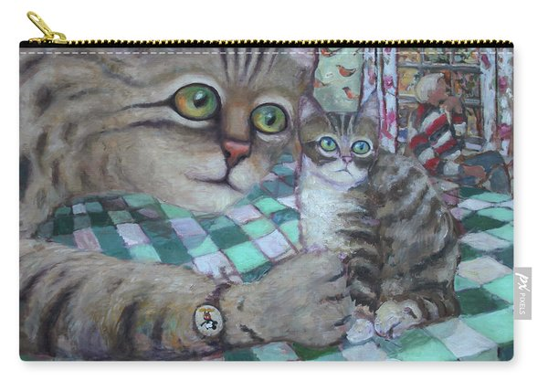 Cat Daddy Carry-all Pouch