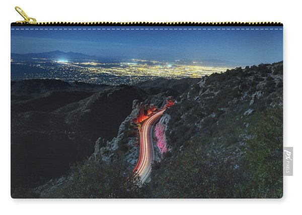 Catalina Highway Moonlight Carry-all Pouch