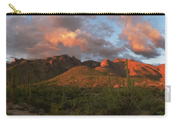 Catalina Mountains, Arizona Carry-all Pouch