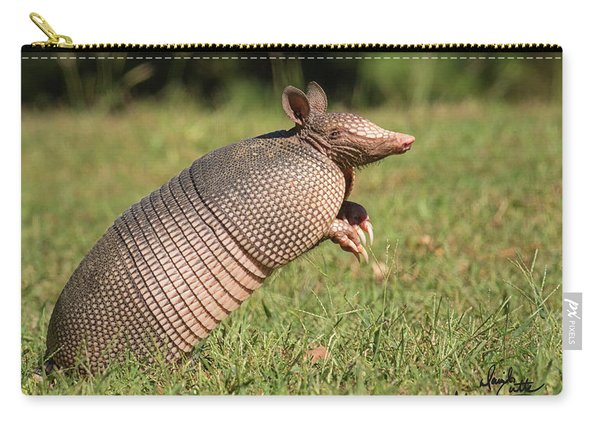 Catching A Scent Carry-all Pouch