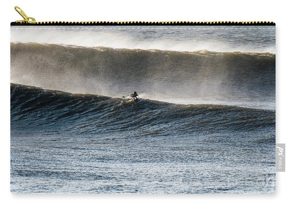 Catching The Wave Carry-all Pouch