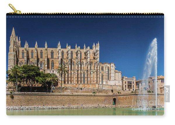 Catedral Basilica De Santa Maria De Mallorca, Spain Carry-all Pouch