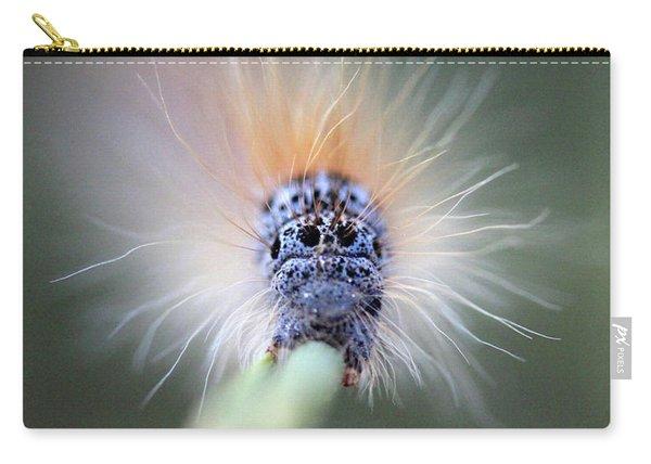 Caterpillar Face Carry-all Pouch