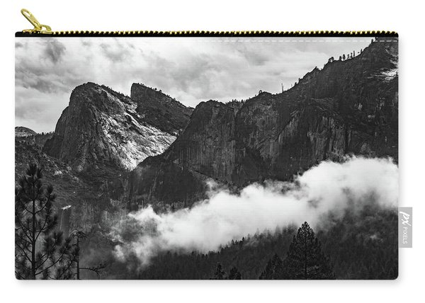 Cathedral Rocks Carry-all Pouch