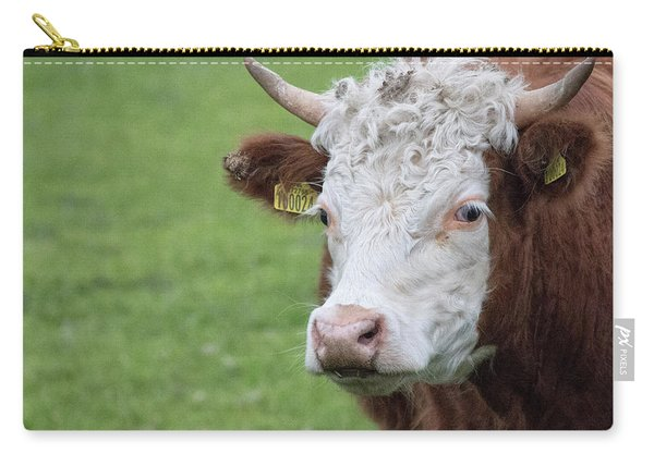 Cattle Farm Carry-all Pouch