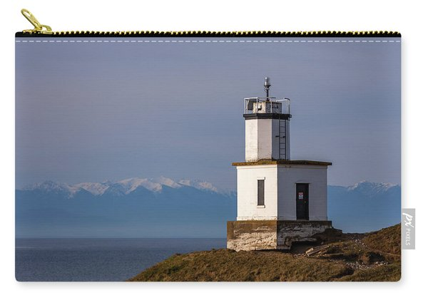 Cattle Point Lighthouse Carry-all Pouch