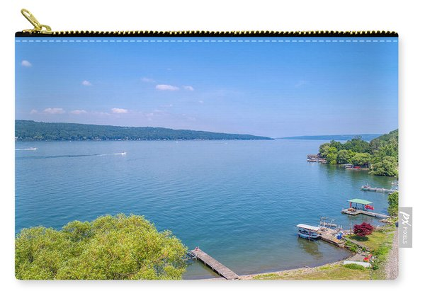 Cayuga Lake Carry-all Pouch
