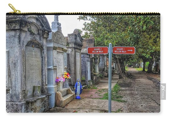 Cemetery #1 Carry-all Pouch