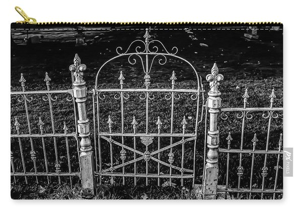 054 - Cemetery Gate Carry-all Pouch