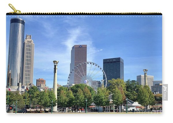 Centennial Olympic Park Carry-all Pouch