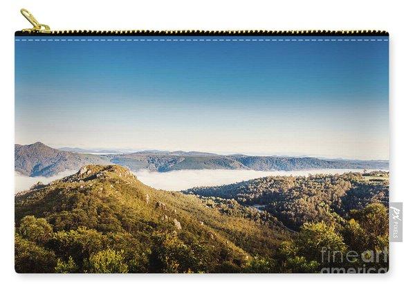 Cethana Range Tasmania Carry-all Pouch