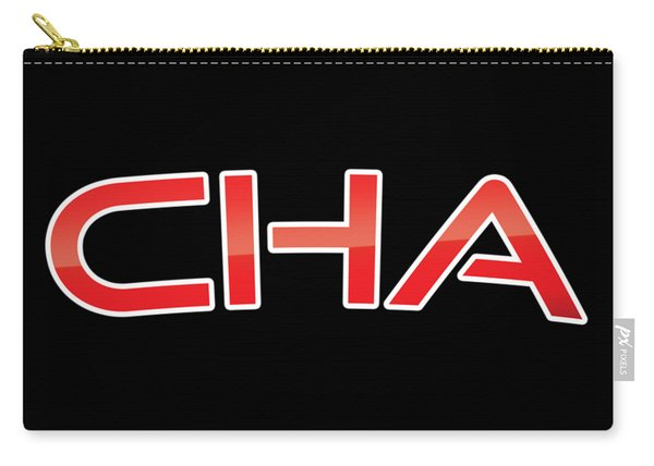 Cha Carry-all Pouch