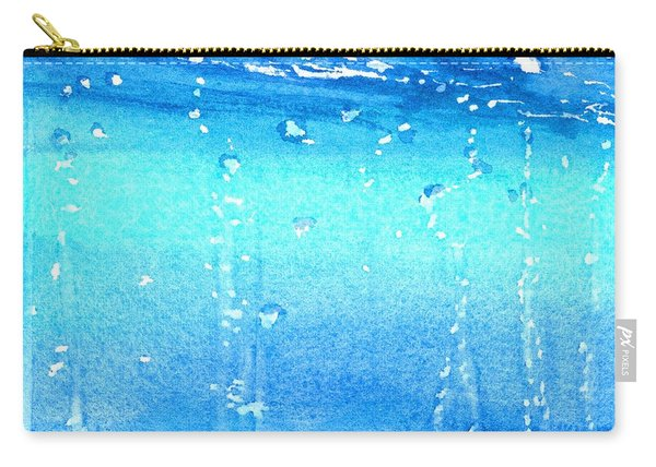 Champagne Sea 1 Carry-all Pouch